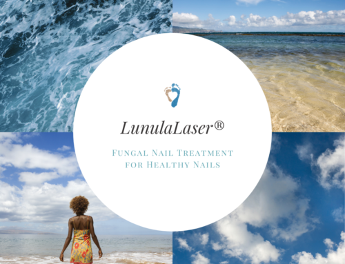 LunulaLaser®: The Only Non-Thermal Fungal Nail Laser Treatment